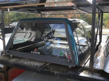 Leer Truck Caps Chevy Gmc Al Rons Leer Truck Caps