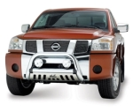 Westin Nissan Titan 3 Ultimate Bull Bar In Stainless Steel  -  Cat No:   -  Click To Order  -  ID: 207