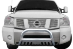 TrailFX Nissan Titan 3 Polished Stainless Steel Bull Bar  -  Cat No:   -  Click To Order  -  ID: 197